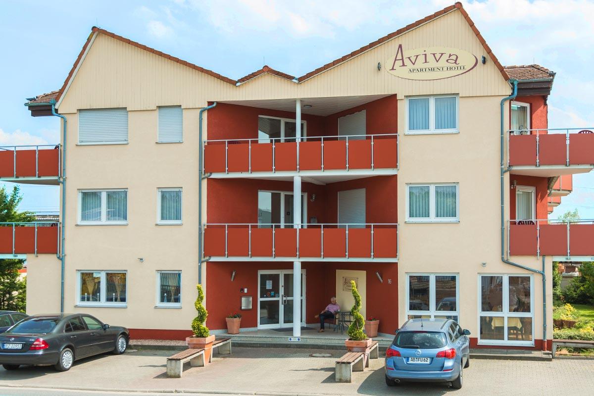 Aviva Hotel Gross-ZImmern Frankfurt Hanau