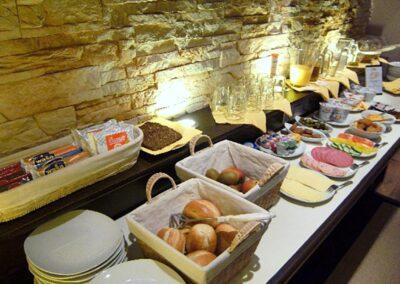 Frühstücksbüffet Hotel Aviva Groß-Zimmern