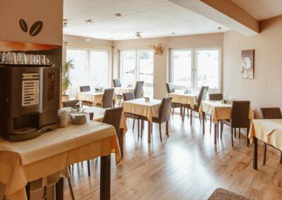 Hotel Aviva Frühstücksraum 2
